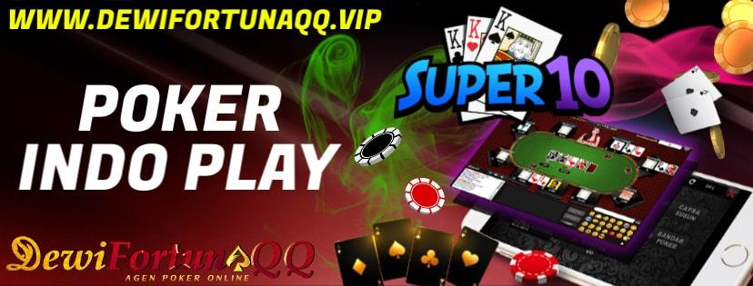 Jenis-Jenis Permainan Poker Indo Play